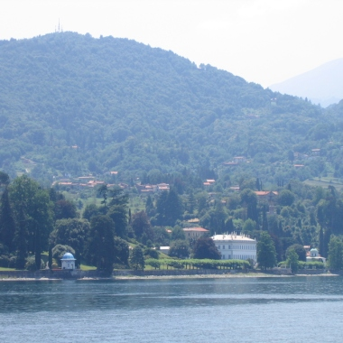 Villa Melzi Gardens - Bellagio, Lago di Como, ItalyDate: Monday June 27, 2005