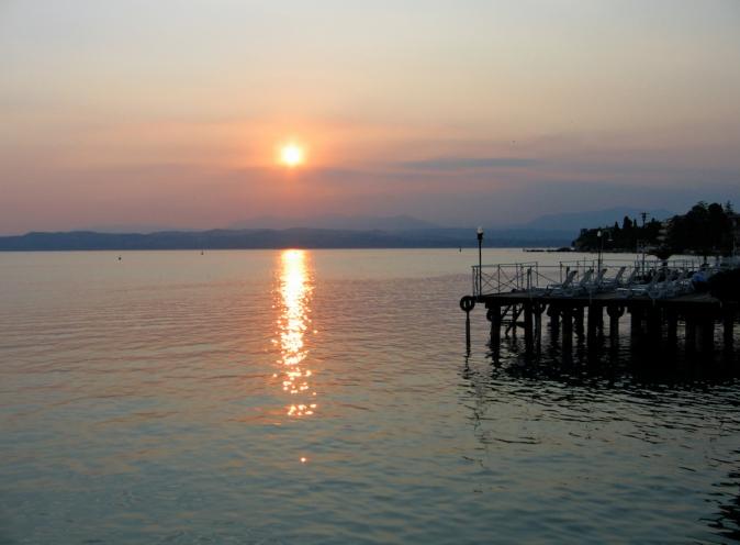 Italy Trip 2005, Sirmione. Lago di Garda, Italy