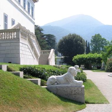 Villa Melzi Italy Trip 2005, Bellagio, Lago di Como, Italy Date: Tuesday June 28, 2005