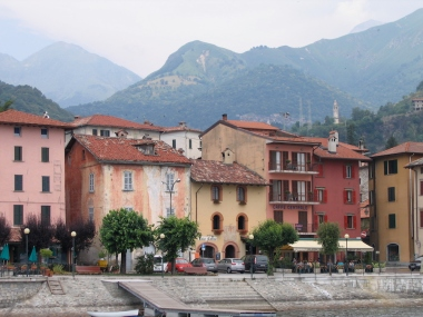 Italy Trip 2005, Gravedona, Lago di Como, Italy Date: Wednesday June 29, 2005