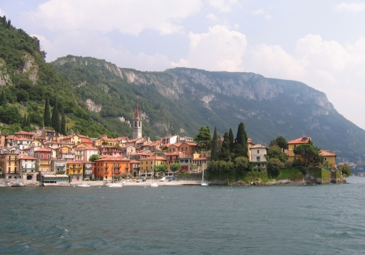 Italy Trip 2005, Varenna, Lago di Como, Italy Date: Wednesday June 29, 2005
