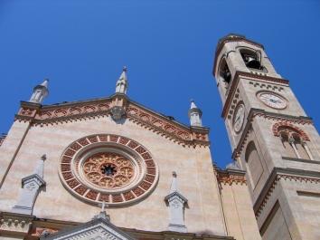 Chiesa di San Lorenzo Italy Trip 2005, Tremezzo, Lago di Como, Italy Date: Thursday June 30, 2005