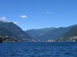 boat ride from Bellagio to Como Italy Trip 2005, Lago di Como, Italy Date: Friday July 01, 2005