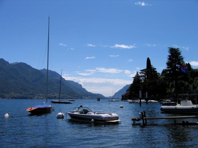 Italy Trip 2005, Pescallo, Lago di Como, Italy
